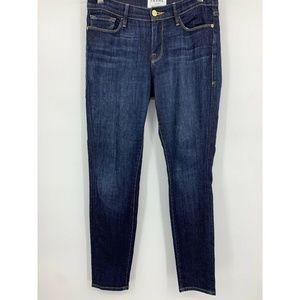 Frame Le Skinny de Jeanne womens 28 jeans stretch